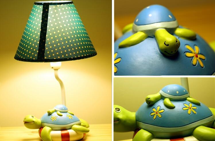 Desk lamp children room warm warm light nursing of bedroom the head of a bed lamp adjustable light a birthday present children of rhatlan