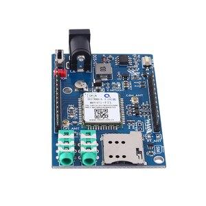 Image 5 - Voor Arduino STM32 GSM GPRS GPS Draadloze Shield Module F21 3 In 1 Module DC 5 12V 51MCU ondersteuning Voice Bericht Beidou Positionering