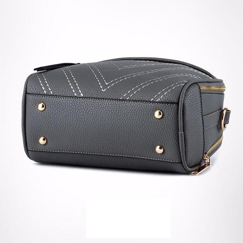 pequenas bolsas de couro pu Ocasião : Versátil