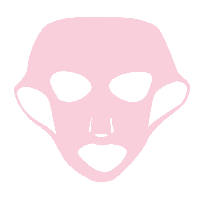 Silicone Face Mask for the Face Sheet Mask Anti-off Mask Ear Fixed Prevent Essence Evaporating Reusable Face Mask Skin Care Tool 5