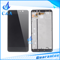 LCD Display With Touch Digitizer With Frame For Microsoft Nokia Lumia 640xl 640 xl 5.7'' inch 100% Tested 1 Piece Free Shipping