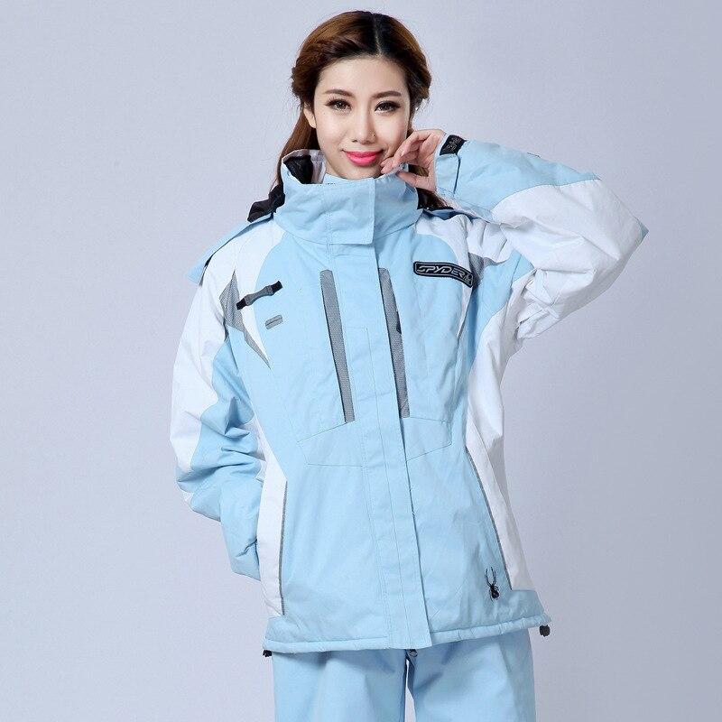 Waterproof Jacket For Women Snowboard Suit Women Snowboard Jacket Female Snowboarding Set Clothing Set De Snowboard