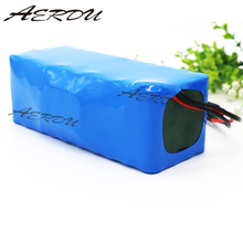 AERDU 36V10S4P 14Ah For NCR18650GA with 30A Balance BMS 42V  battery pack ebike electric car bicycle motor for Xiaomi scooter