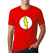 The Flash Logo Blue T-Shirt