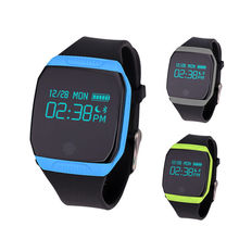 E07S Waterproof Swimming Smart Band Bluetooth Smart Wristband Monitor Fitness Watch IOS Android for Xiaomi Fitness Tracker SH035
