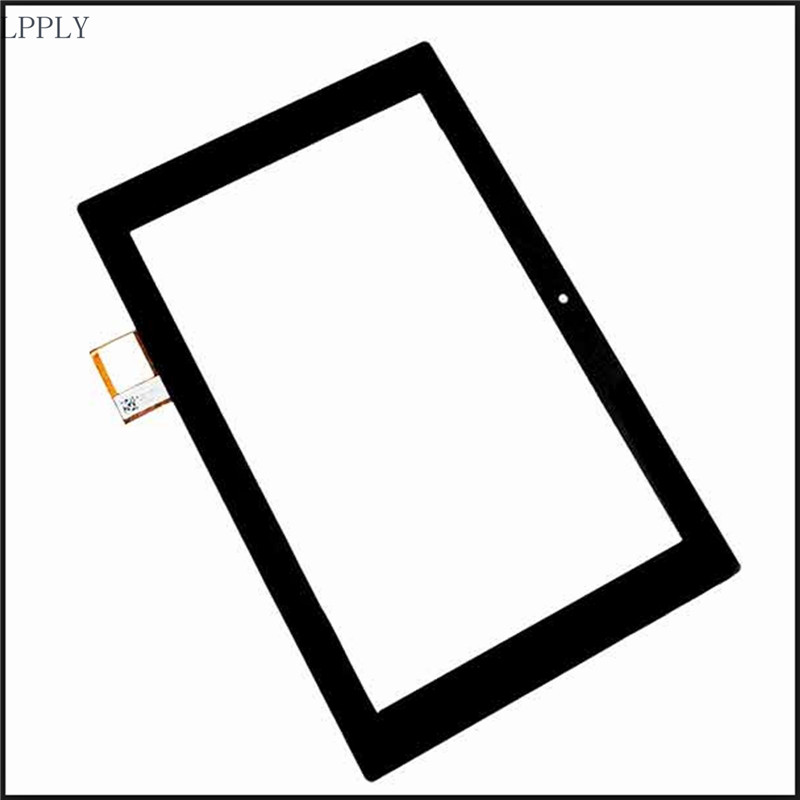 LPPLY New Touch Screen For Sony Xperia Tablet Z SGP311 SGP312 SGP321 Digitizer Glass Sensors Replacement Parts FREE SHIPPING replacement touch screen digitizer module for sony ericsson x1