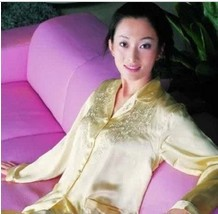 silk pajamas mens page 14 - v-neck