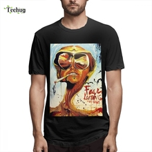 Design Fear And Loathing In Las Vegas T Shirt Fear And Loathing In Las Vegas T Shirt Novelty Top Design Birthday gift Camiseta fear and loathing at rolling stone