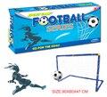 Crianças tamanho grande Portátil Dobrável Conjunto Porta Portão de Futebol Gol Futebol Brinquedo Esportes Brinquedo Ao Ar Livre Indoor
