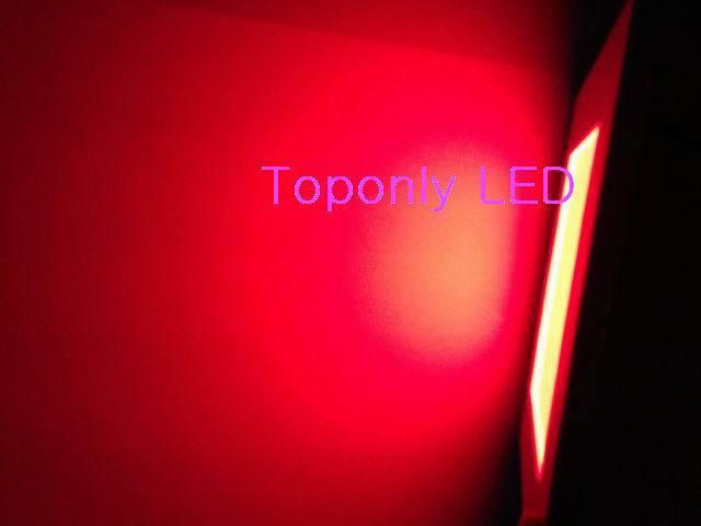 10 w 200x200mm ultra fino rgb quadrados levou plana luz da cor cheia conduziu a lampada
