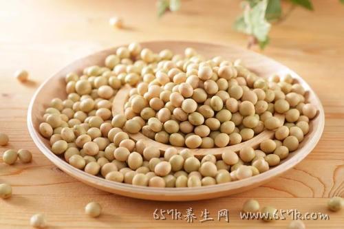 黄豆的功效 多吃黄豆帮你强健器官