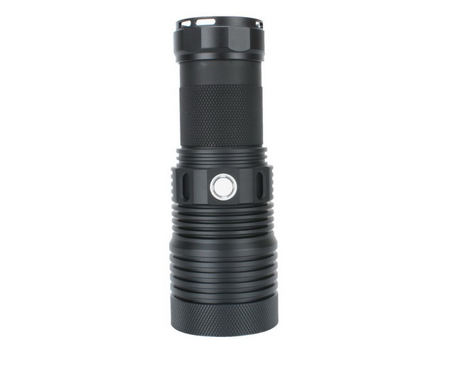 HaikeLite MT07S Outdoor Torch CREE XHP70 II IPX8 CW/NW max 5000LM beam distance 650meter Super LED Flashlight