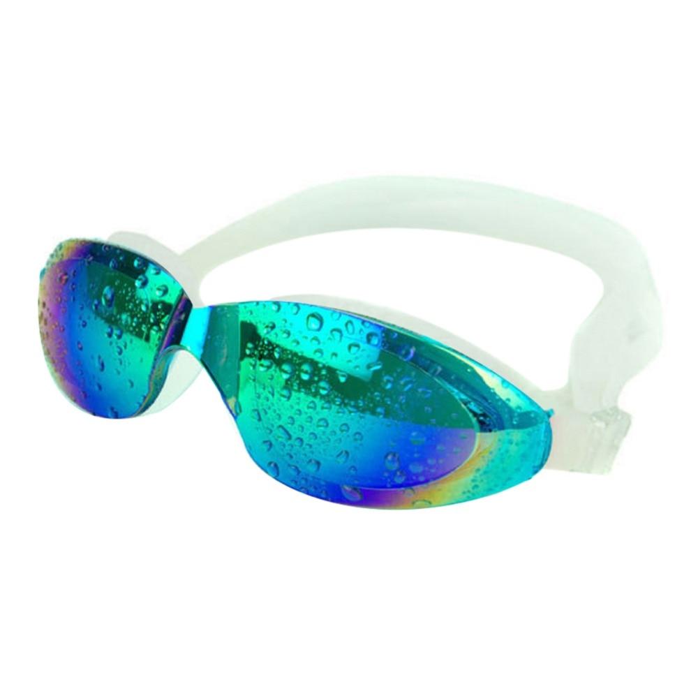 Gafas de natación impermeables para adultos, antiniebla, 100% UV, - Ropa deportiva y accesorios