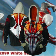 PS4 Spider man Hoodie Cosplay Costume Game Sweatshirts Jackets Coats Women Top