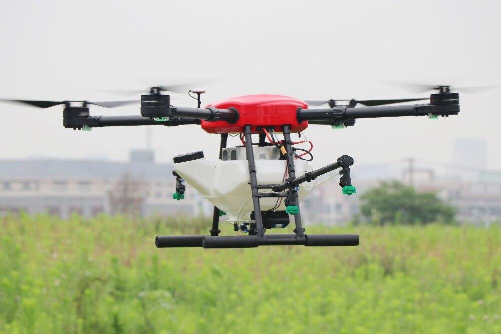 Aerops 2018 Новые Drone аксессуары рамка Мощность полет Управление для DIY 4 оси 10 кг сельскохозяйственных БПЛА (в разобранном виде)