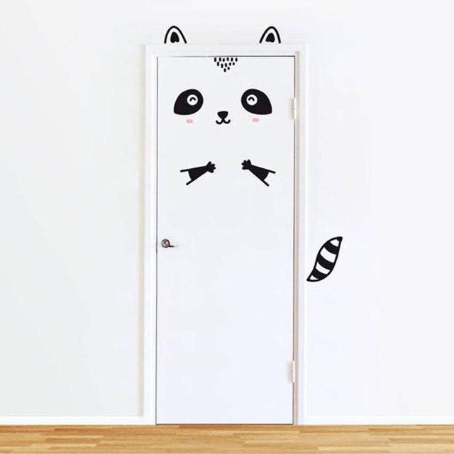 Panda Door 80*200cm Door Size 6