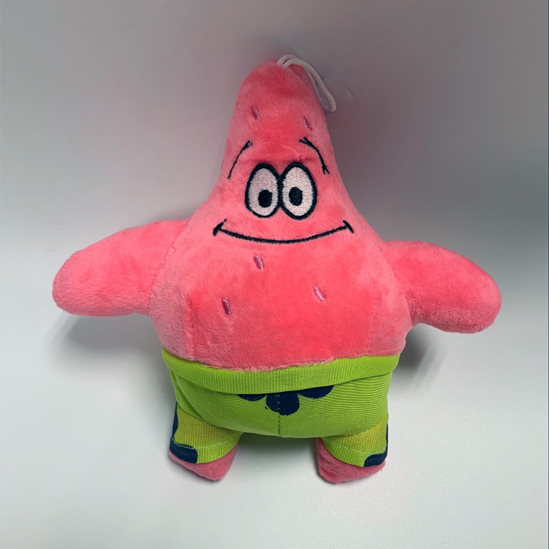 Spongebob Plush Toys Spongebob Patrick Star Squidward Tentacles