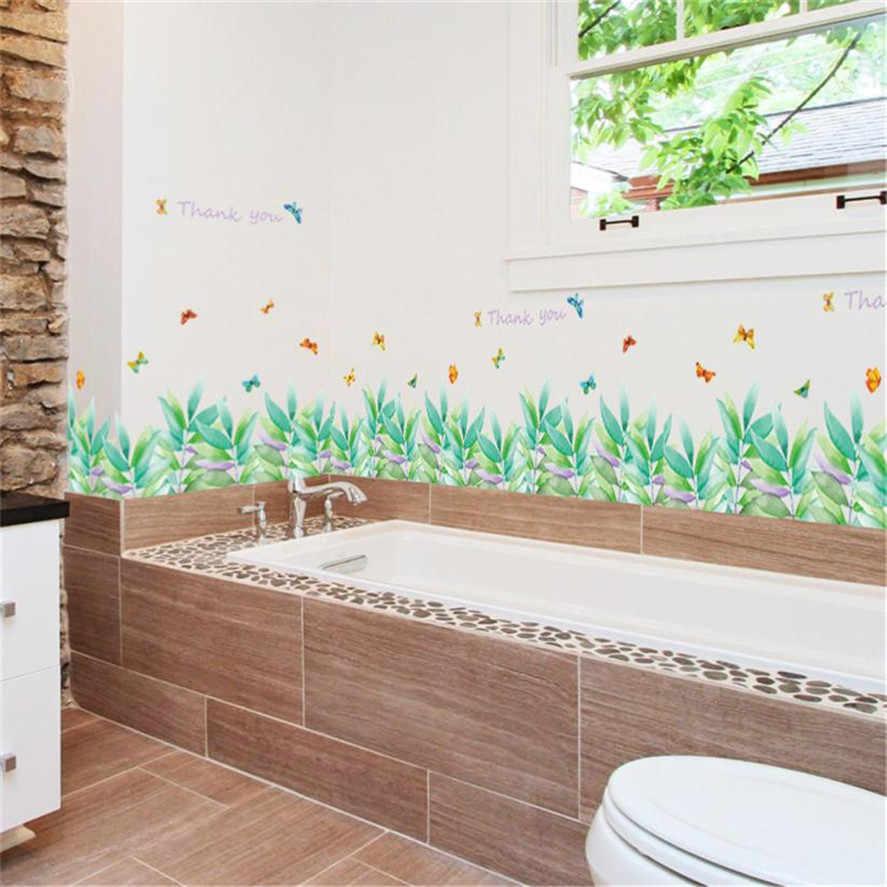 Новый KAKUDER 1 шт. листьев растений Книги по искусству виниловые панно дома номер Декор стен наклейки стены кухни наклейки украшение дома аксессуары