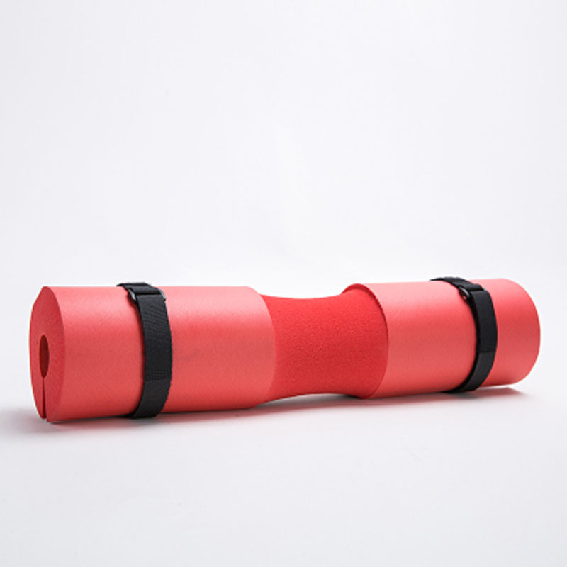 2cabe78f6 Barra de espuma Acolchoada Capa Para Suporte Para as Costas Ombro  Agachamento Crossfit Gym Levantamento de