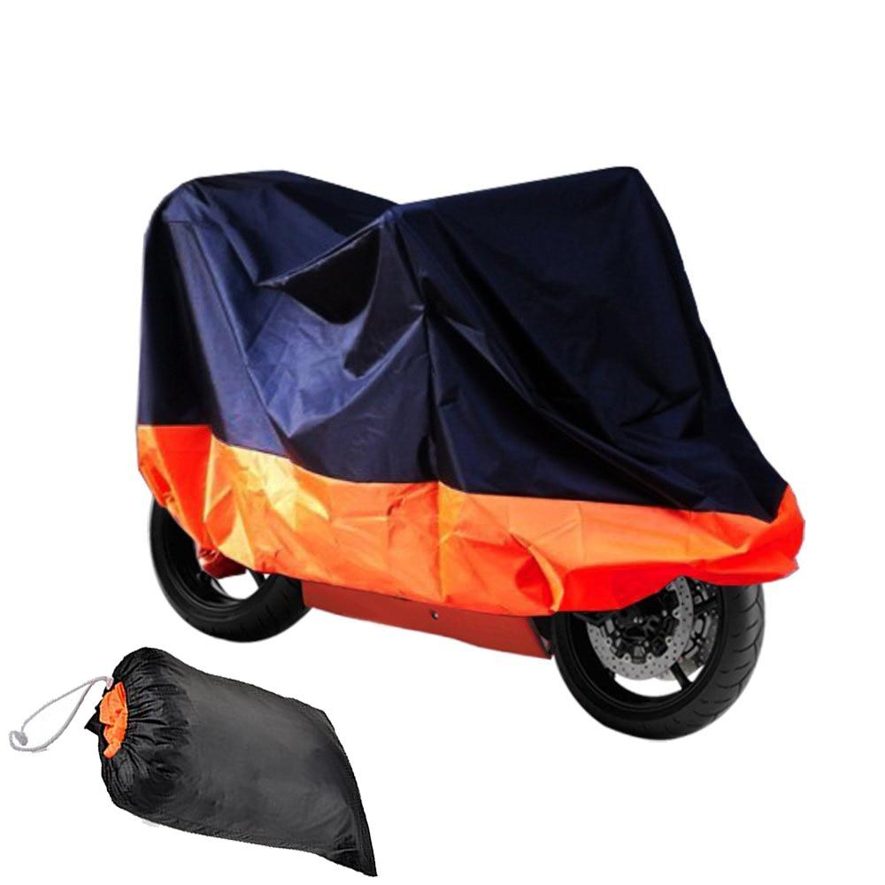Auto Housse Bache Moto Couvre-moto Velo Vtt Roller Taille Xl 245 Cm Orange Noir Schutz Eine Hohe Bewunderung Gewinnen