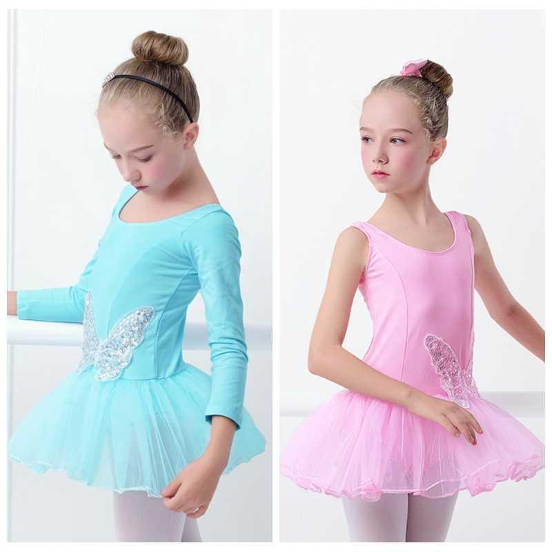 0bac0bdcfe4f5 Cute Girls Dresses Skirts Swan Lake Costume Dance Costume Ballerina Dress  Girl Dance Clothing Dancing Tutu Dress