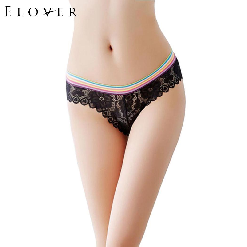 Buy Elover Erotic Lingerie Women Lace Perspective Babydoll Sexy Teddy Lingerie Hot Open Halter Temptation Lenceria Sexy Underwear