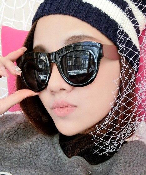 VWKTUUN Superdimensionada Óculos De Sol Dos Homens Das Mulheres Do Vintage  Coreano Espelho Eyewear Oculos Shades Big Quadro óculos de Sol Para  Feminino ... 445836406b