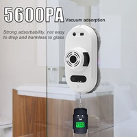 Nside Outdoor High Tall Window Cleaning Robot Intelligent Cleaner Strong Adsorption Automatic Floor Wall Cleaning Tool