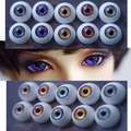 BJD Eyes 8/10/12/14/16/18/20/22mm  Eyeballs  for SD/MSD/YSD/70CM Ball-jointed Doll