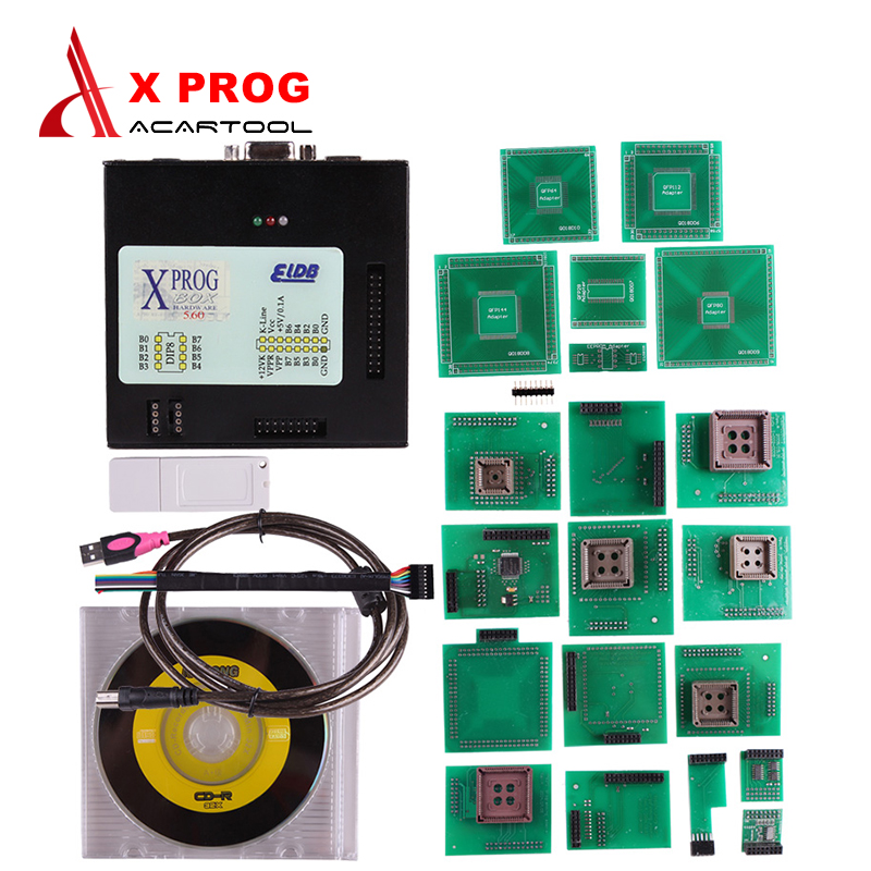 Latest Version Xprog M V5.60 X Prog M 5.60 ECU Programmer X Prog M V5.60 with Good Afterservice Xprogm In Stock good quality x prog m 5 0 free shipping