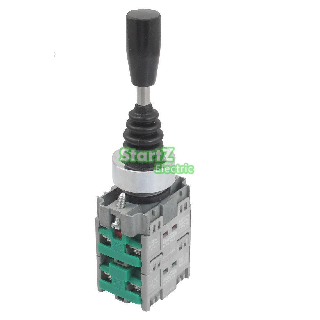 22mm 4NO 4Position Momentary Type Monolever Joystick Switch HKL-D24