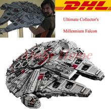 LEPIN 05033 5265Pcs Star Wars Ultimate Collector's Millennium Falcon Building Block Set Minifigures Bricks Compatible 10179