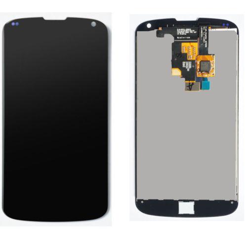 Novo display lcd + touch screen digitador assembléia para lg google nexus 4 e960 frete grátis
