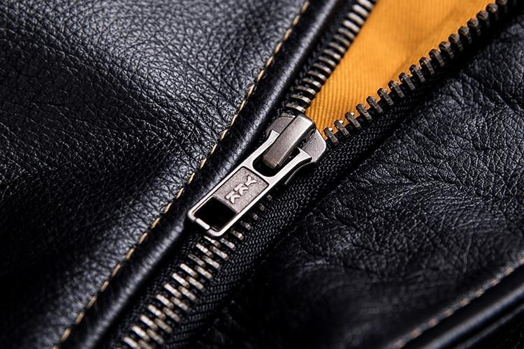 HTB1TmvSXozrK1RjSspmq6AOdFXae MAPLESTEED Men Leather Jacket Military Pilot Jackets Air Force Flight A2 Jacket Black Brown 100% Calf Skin Coat Autumn 4XL M154