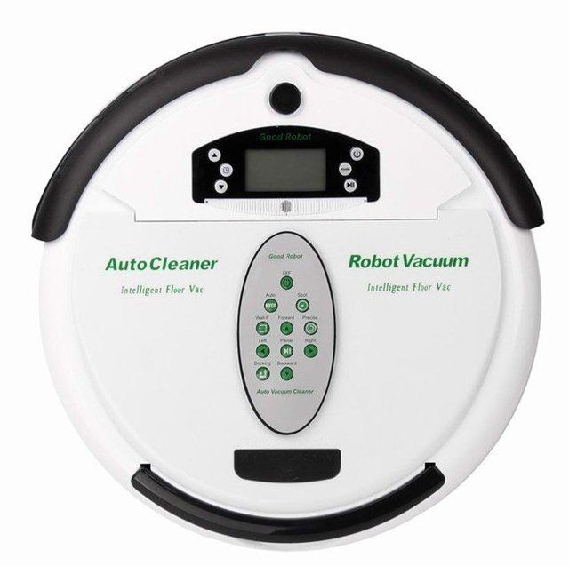 "New 2.2"" LCD Automatic Intelligent Sweeping Robot Vacuum Cleaner  Machine"