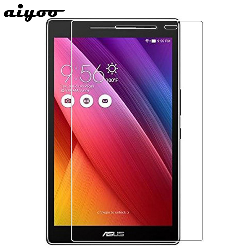 Aiyoo Tempered Glass Film Screen Protector For Asus ZenPad 8.0 Z380 Z380C Z380M Z380KL 8 Inch Tablet Ultra Clear Tempered Glass