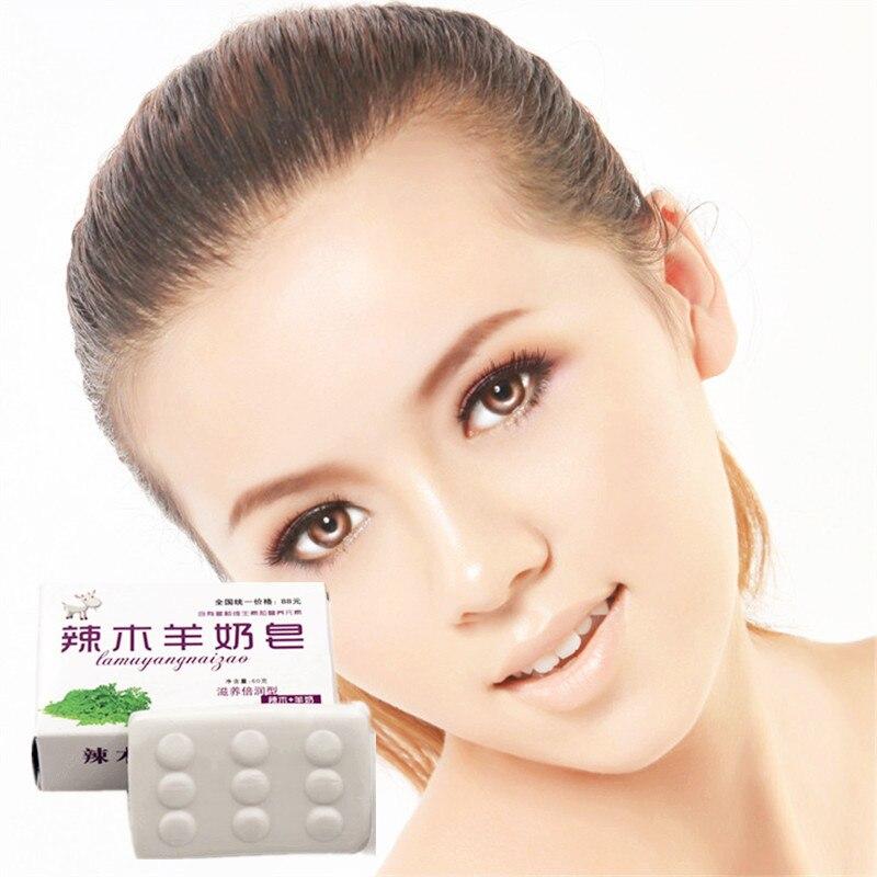 Natural Active Enzyme Facial Soap Skin Whitening Soap Body Skin Whitening Handmade Soap For Private Parts Fade Areola 1pcs/40g