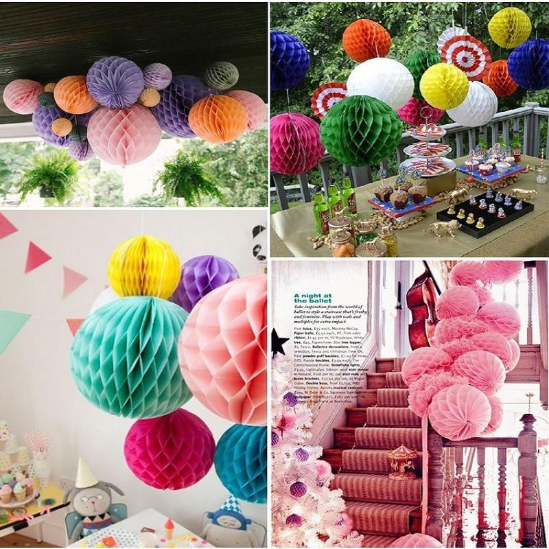 6 pcslot 6 8 10 15cm birthday - Party Decorations Cheap