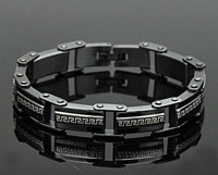Travel Sets Outdoor Camping Products Stainless Steel Bracelet Titanium Steel Bracelet Europe