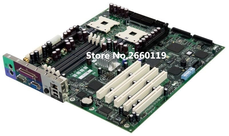 Server mainboard for ML350G3 322318-001 292234-001 533 motherboard Fully tested подушка декоративная рапира игривые котята в корзине 35 х 90 см