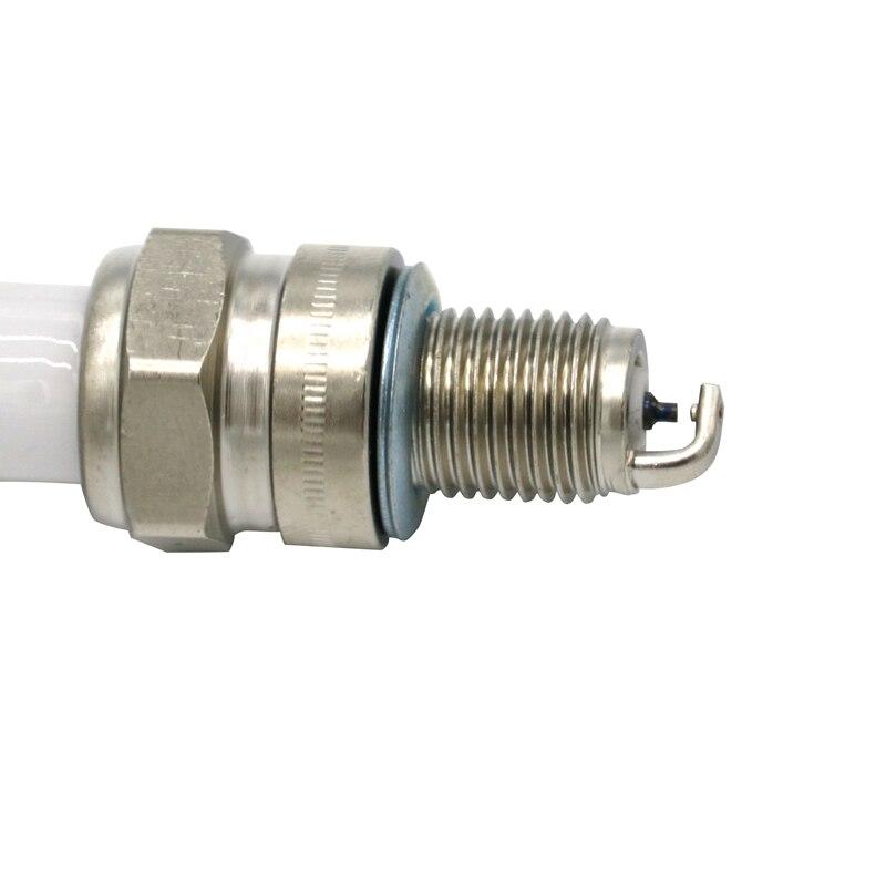uxcell/® A7TC Spark Plug for GY6 50cc 70cc 90cc 110cc 125cc 150cc ATV Scooters 2pcs