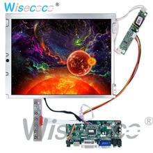 Pantalla LCD HDMI de 12,1 pulgadas resolución de pantalla TFT 800*600 con 41 pines LVDS VGA altavoz DVI placa controladora