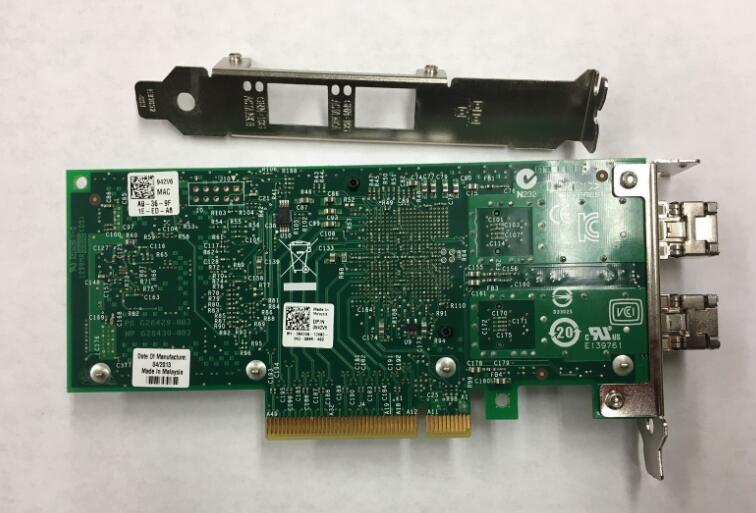 X520-SR2 10GBase PCI Express X8 For  E10G42BFSR (Without SFP  Receiver) Well Tested Refurbished