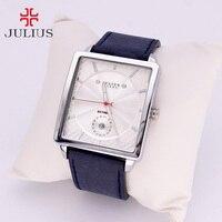 Men S Homme Wrist Watch Quartz Hours Best Retro Fashion Dress Korea Bracelet Leather Band Gentle