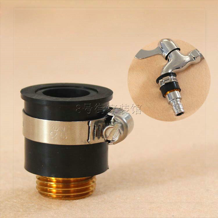 Universal faucet aerator adapter spray head adapter for Robinet lavabo mural