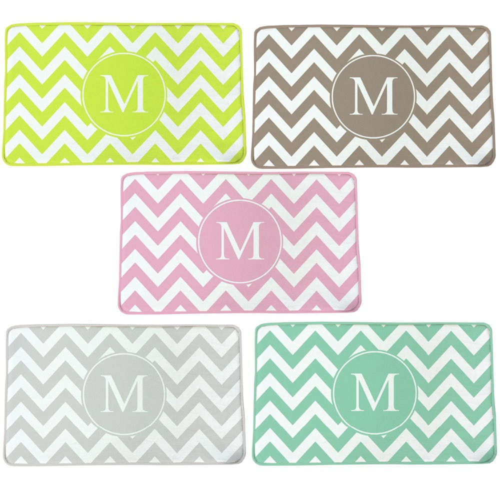 for monogram customized idea teal floor brown accessories custom enchanting decorative mat embroidered car mats decorating monogrammed chevron cars