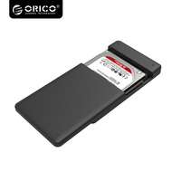 ORICO 2 5 HDD Enclosure Sata To USB 3 0 HDD Case Tool Free For 7mm