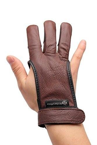bogenschießen handschuh