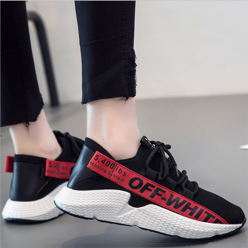 29eee753cec5 Sorrynam 2018 Summer Women Ulzzang Shoes Air Mesh Breathable Lace Up Off  White Men Superstar Casual ...