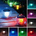 Solar Floating Lamp LED Water Pond Lights Outdoor Colorful Ball swimming pool Light for Decoration Color Changing
